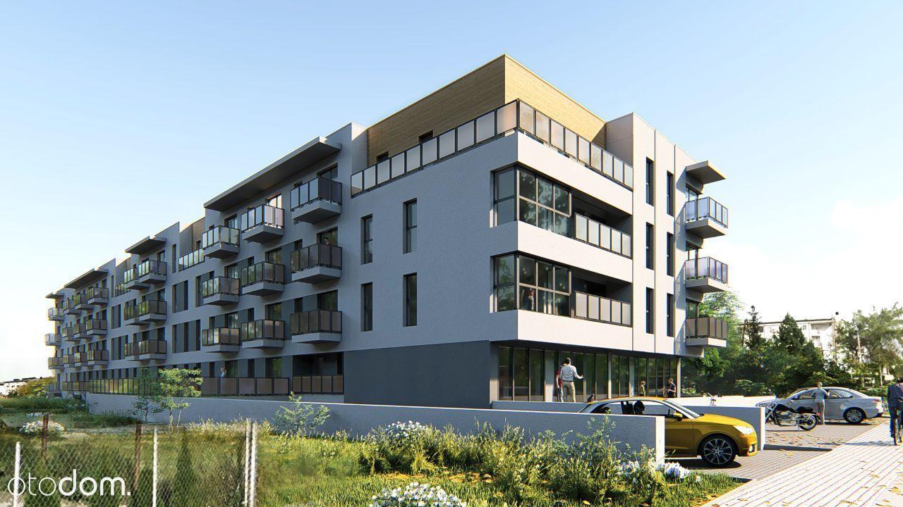 Nowe Mieszkanie Raszyńska M1.12