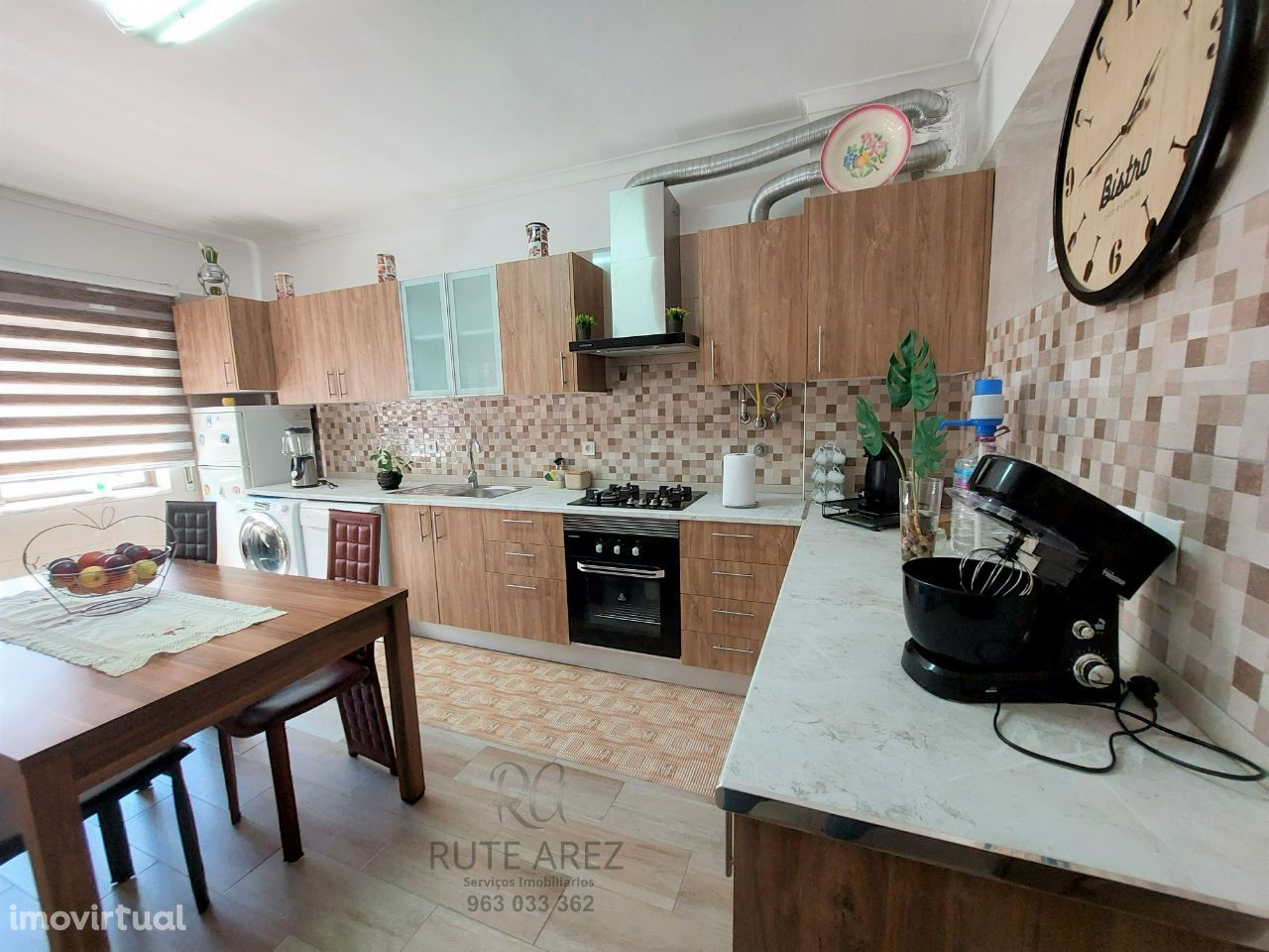 Apartamento T2 Pinhal Novo - Rua Bernardino Curado