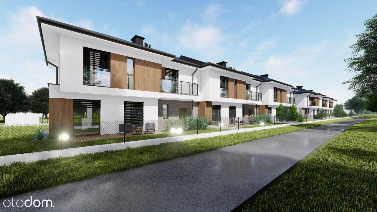 Osiedle Podgórskiego, 6 domów - zabudowa szeregowa