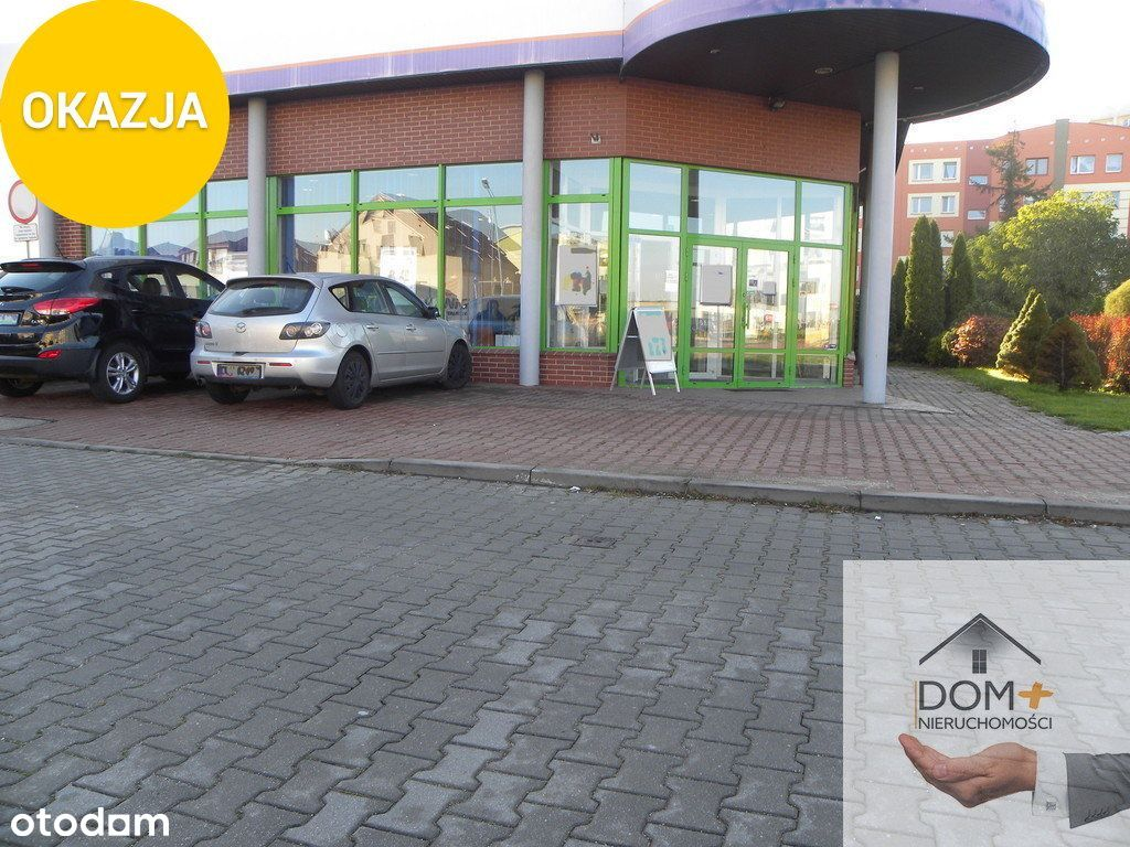 Lokal użytkowy, 408 m², Lubin