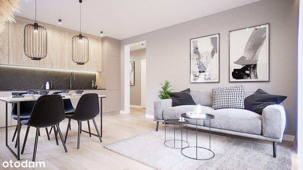 Nowe Mieszkanie | Podolany | Duży balkon | 4pokoje