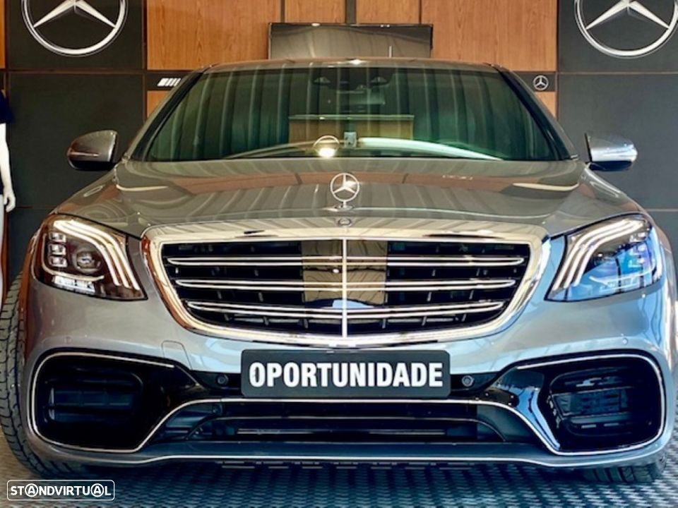 Mercedes-Benz S 300 BlueTEC Hybrid - 8