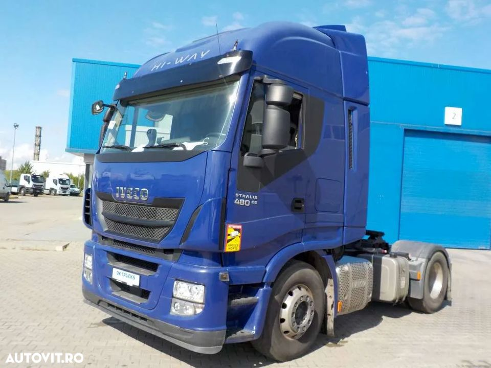 Iveco AS440S48T/P - 1