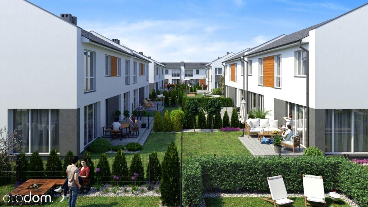 Invest Complex parterowe mieszkanie 40m2 z ogrodem