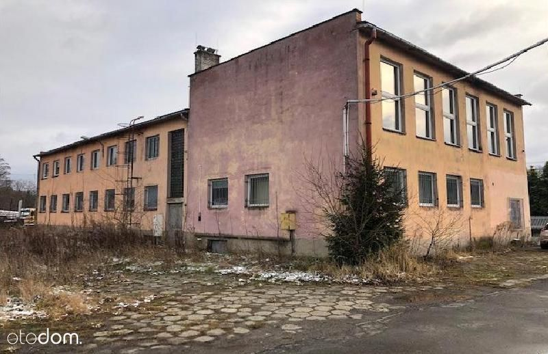 Hala/Magazyn, 3 992,31 m², Ustroń