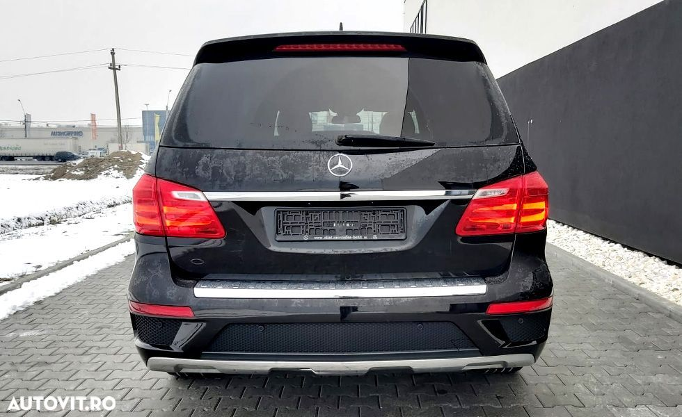 Mercedes-Benz GL GL350 - 2