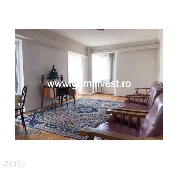 GAMINVEST-Apartament cu 3 camere de inchiriat, Decebal, Oradea V1468