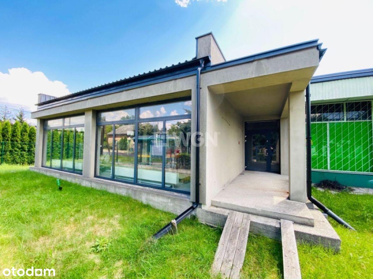 Lokal użytkowy, 437 m², Jaworzno