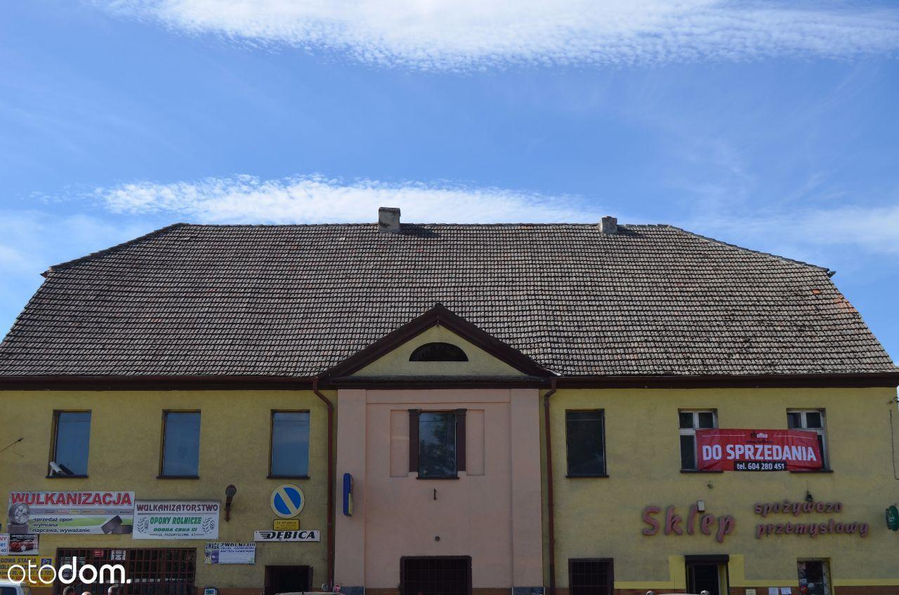 ZIĘBICE: b. duże mieszkanie 248 m kw. do remontu