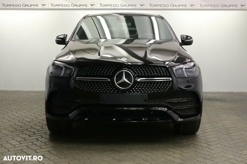 Mercedes-Benz GLE Coupe 350 - 8