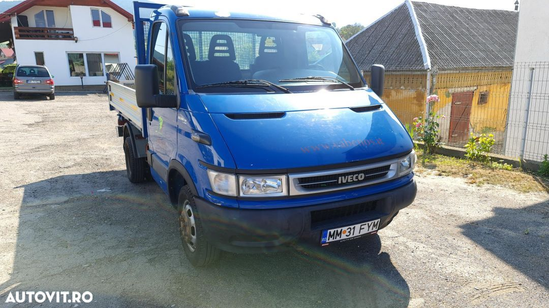 Iveco Daily 35c9 - 2