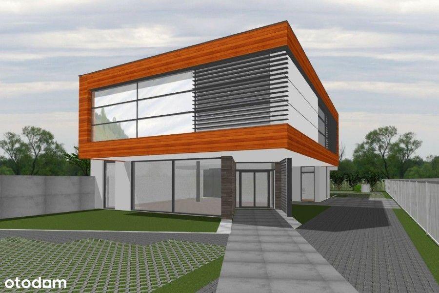 Lokal użytkowy, 500 m², Szczecin