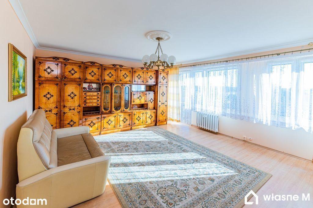 Słoneczne 3 pokojowe mieszkanie z windą i balkonem