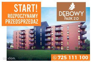 START ! Dębowy Park 2.0 - mieszkanie inwestycyjne