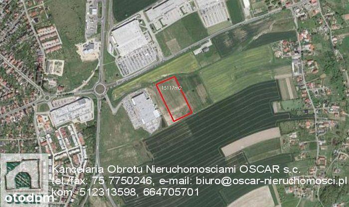 Działka, 15 117 m², Zgorzelec