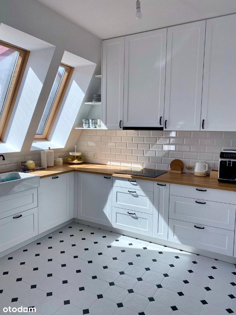 Luksusowe mieszkanie 4 pokoje/taras/balkon/garaż