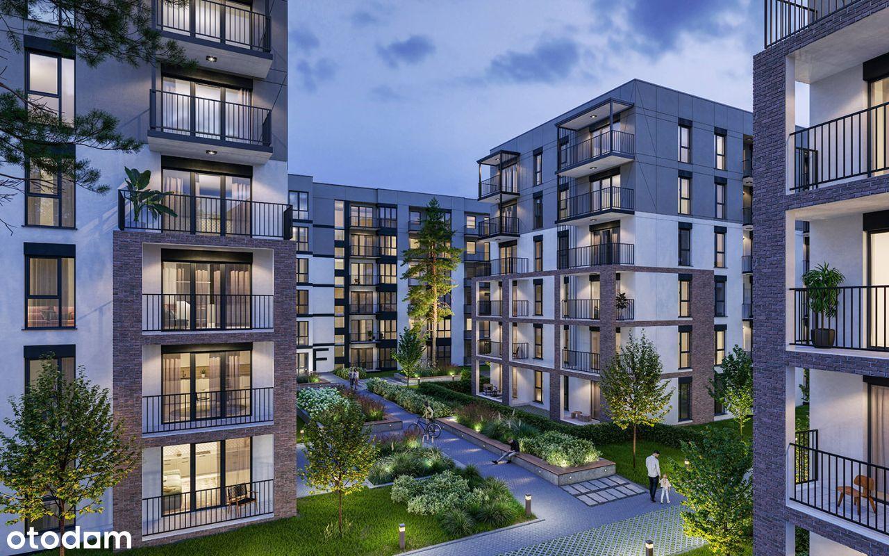 Industria   nowe mieszkanie M35/B