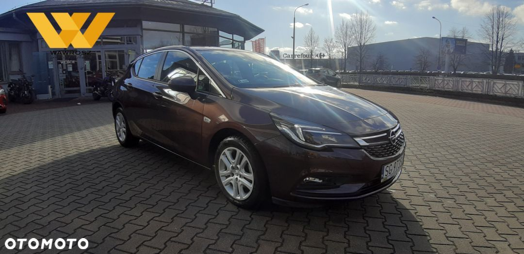 Opel Astra Enjoy 1.4 Turbo 125KM Krajowy F VAT23% Od dealera! - 9