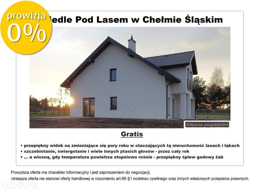 Nowe Domy Wolnostojące W Chełmie Śląskim