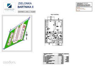 Mieszkanie w inwestycji Oranżeria Bartnika II BL1