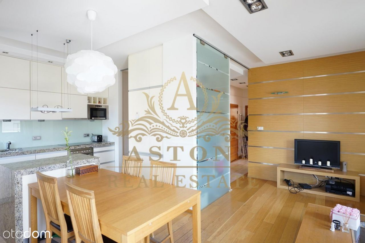 Apartament na osiedlu Marina Mokotów