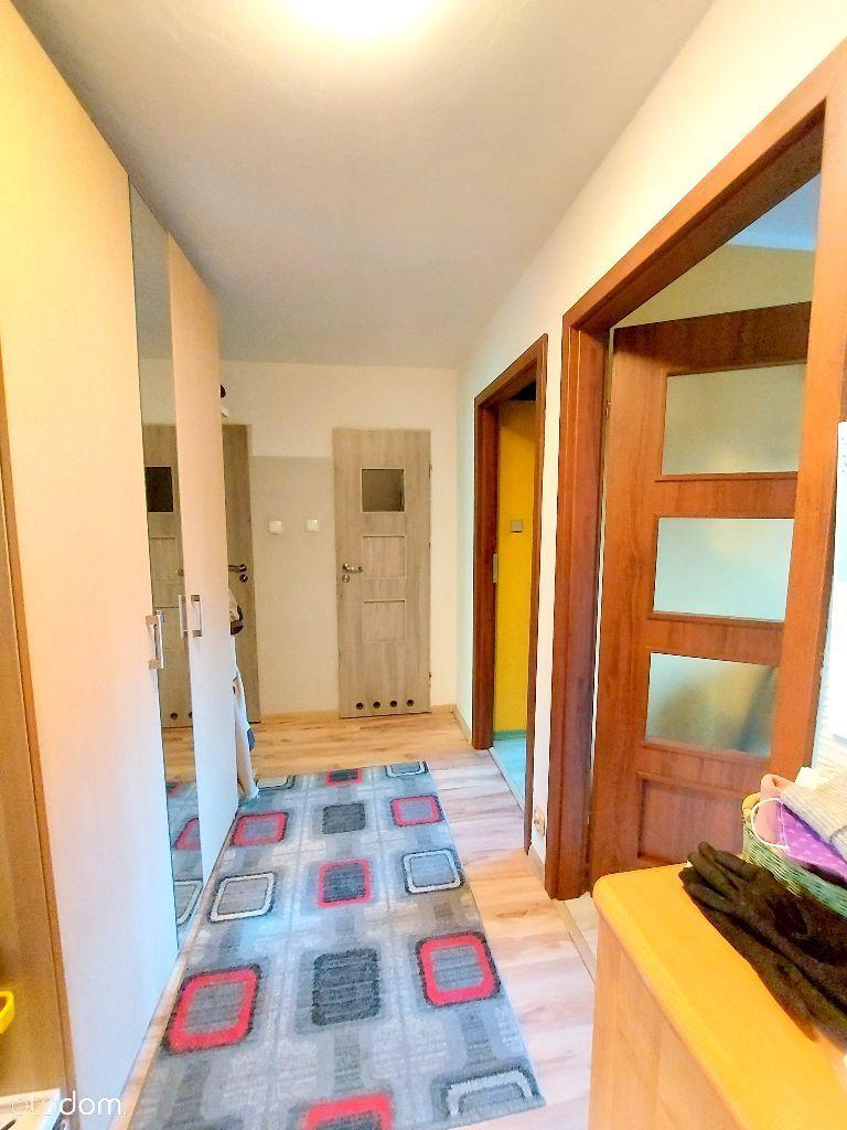 64m2 / 3 pokoje / parter/ balkon / blok /garaż !!!