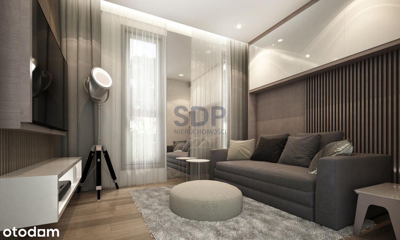 Nowe, 3-pokojowe mieszkanie z osobną kuchnią