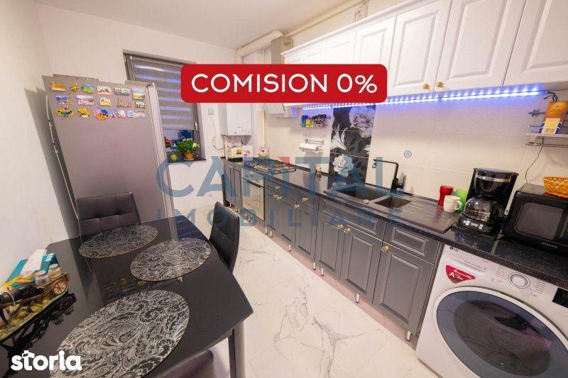 Comision 0! Apartament 2 camere decomandat, zona Marasti