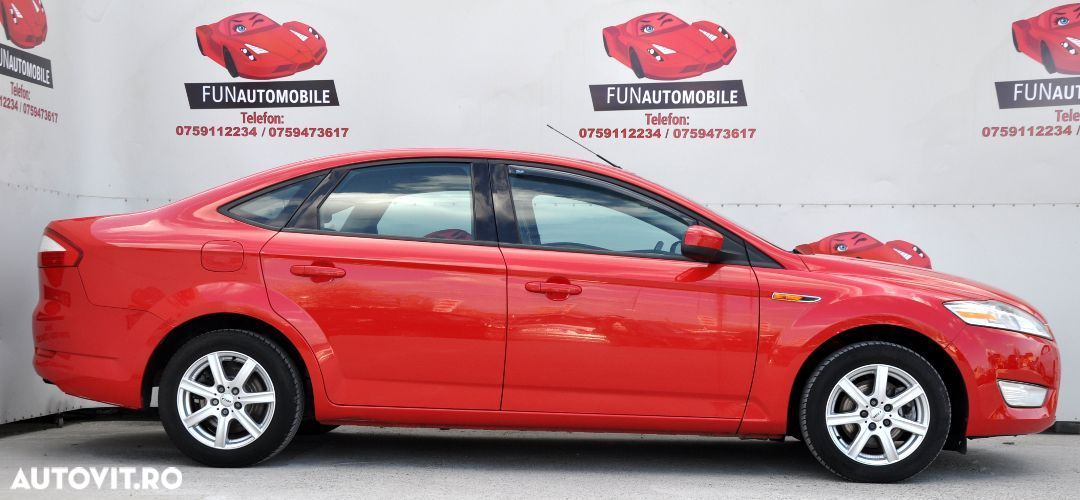 Ford Mondeo 2.0 - 4