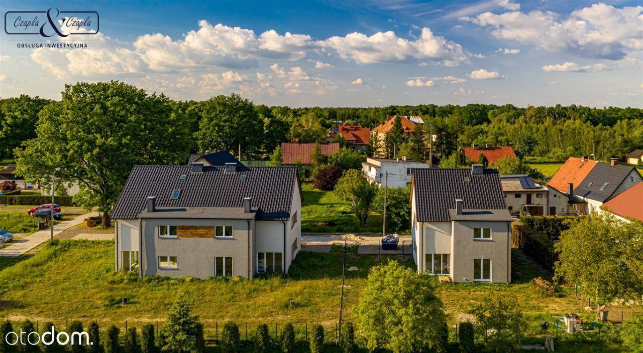 Dom bliźniak- Rachowice, Gliwice, Sośnicowice