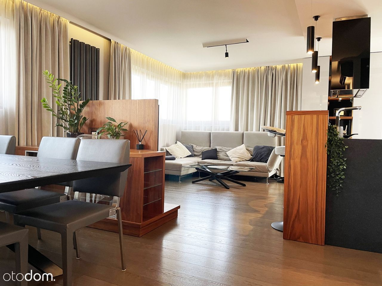 Luksusowy Penthouse Zabłocie, realne zdjęcia