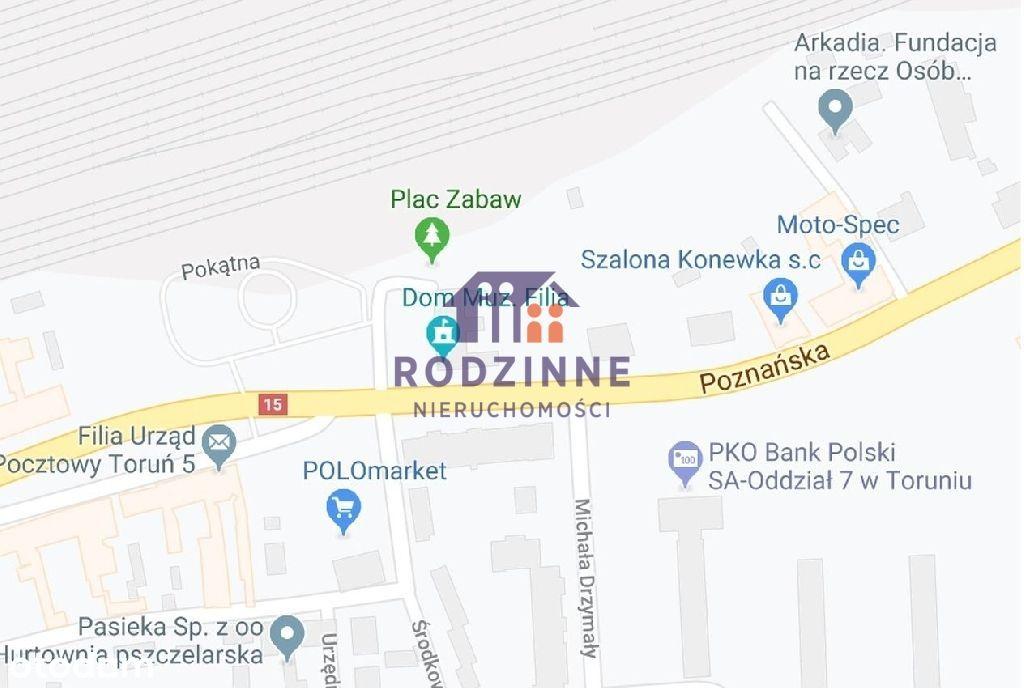 Garaż, Toruń
