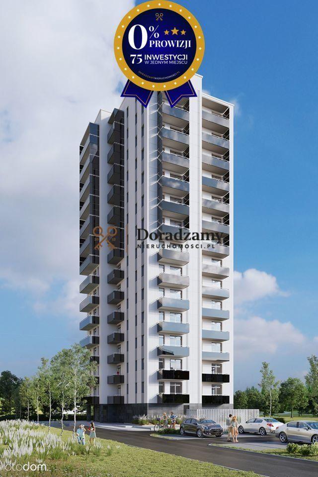 60 m2, 3 Pokoje z 2 Balkonami - Piękny Widok