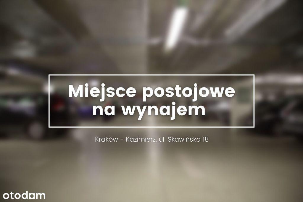Miejsce postojowe | Kazimierz, ul. Skawińska