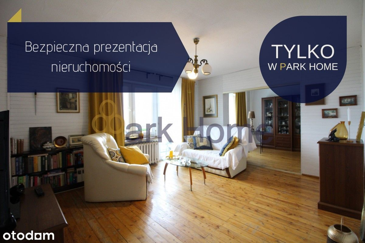 Przestronne mieszkanie w Lesznie