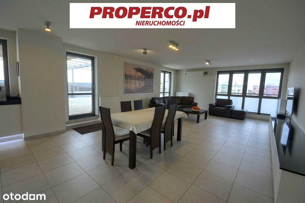 Apartament 131,36m2 z tarasem, ul. Jagiellońska