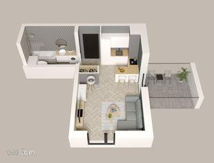 Mieszkanie nr 70