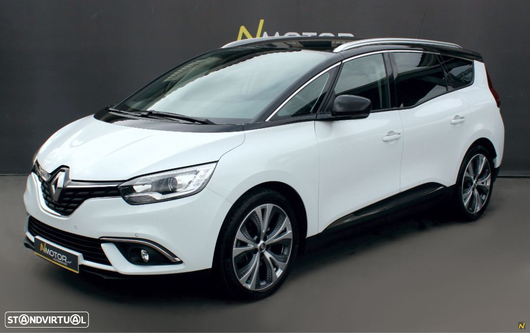 Renault Grand Scénic 1.5 dCi Intens Hybrid Assist SS - 12
