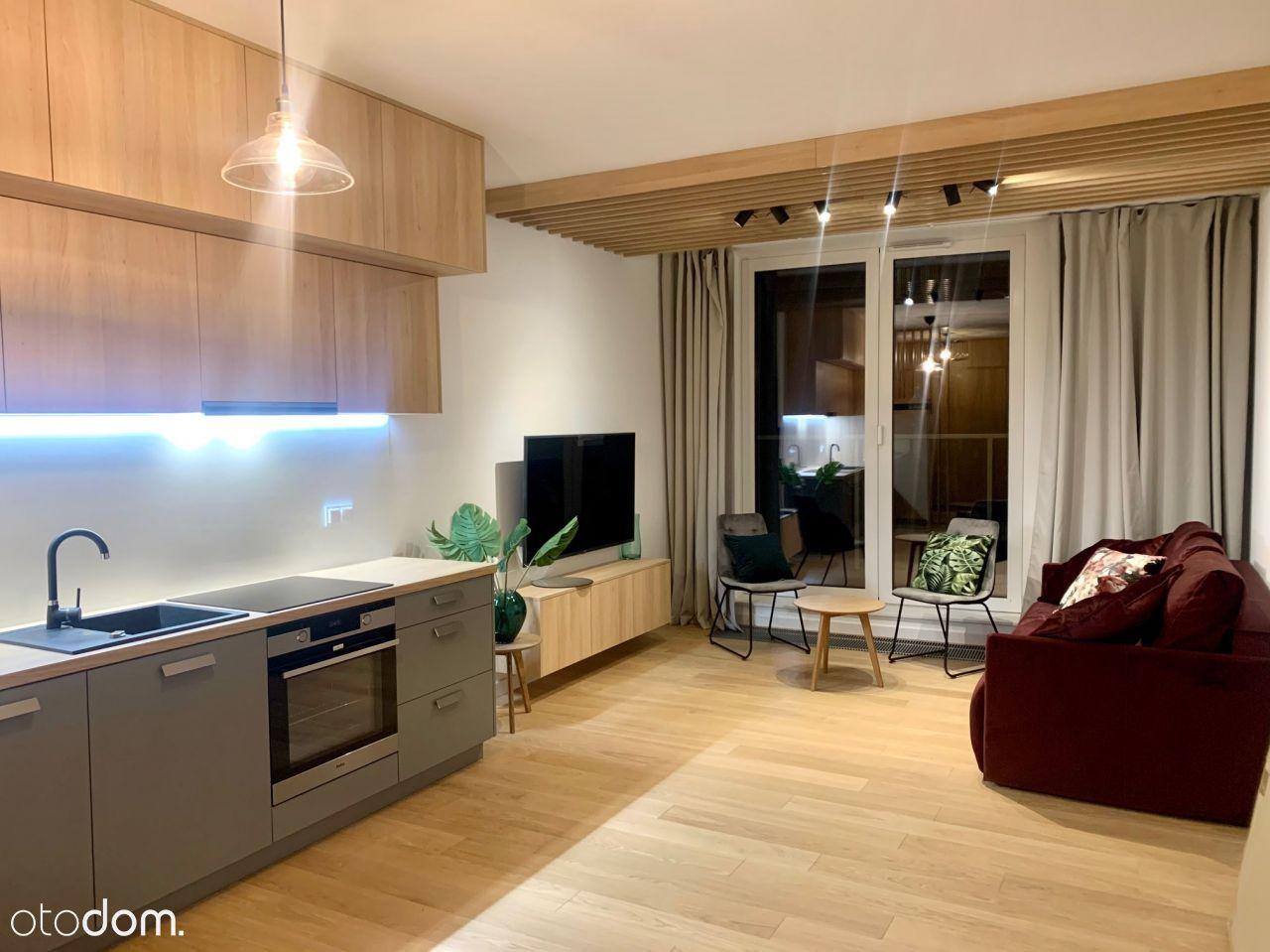 Mokotów, apartament-studio tuż przy metrze Wierzbn