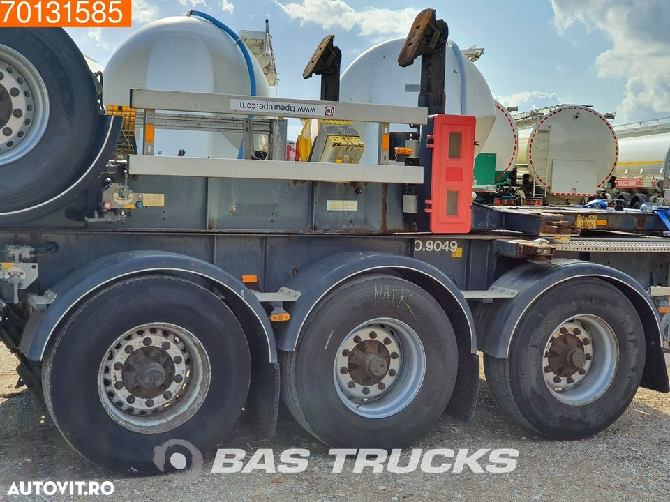 Van Hool 3B2015 Price per unit! 3 axles ADR 1x 20 ft 1x30 ft Liftachse - 7