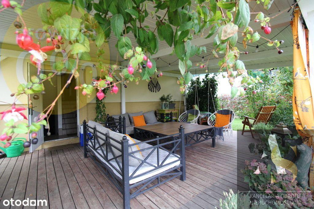 dom wolnostojący, pow.197m2 , 5 pok., ogród, taras