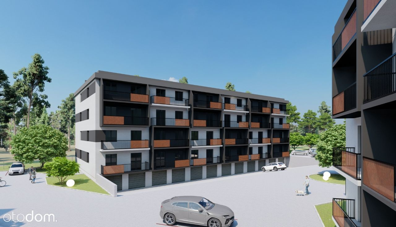 Funkcjonalne i przytulne mieszkanie 32m2