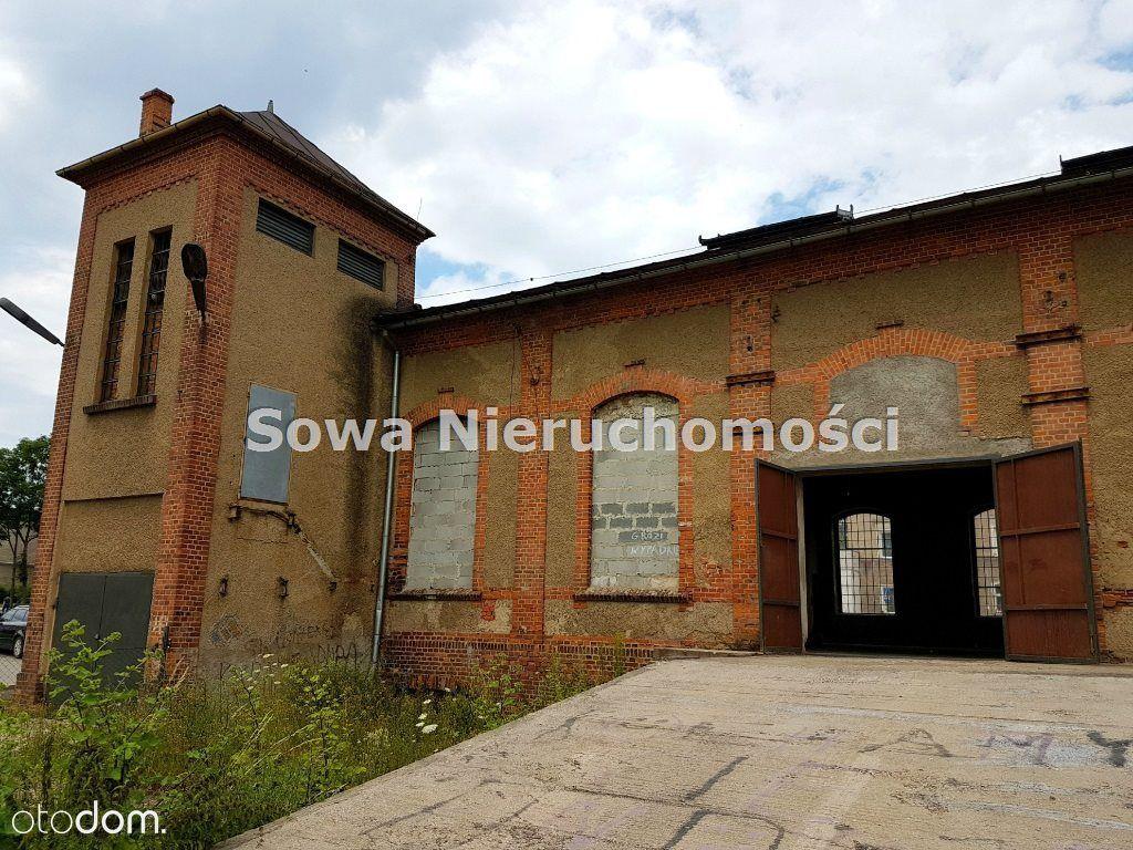Na sprzedaż Hala 1 000 m2 Boguszów-Gorce