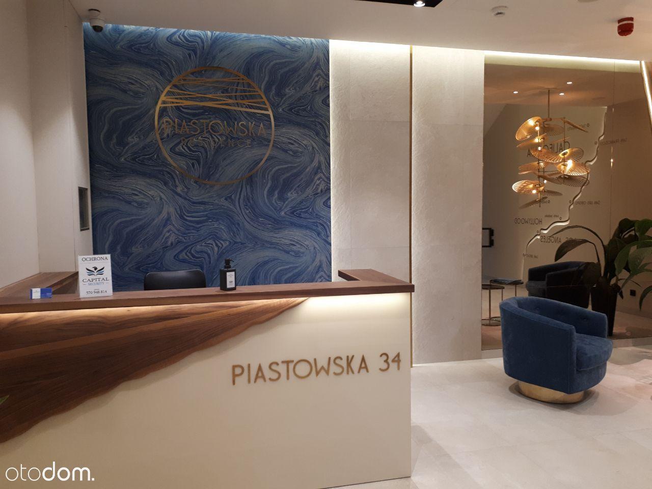 Nowe mieszkanie Piastowska 34 - umeblowane