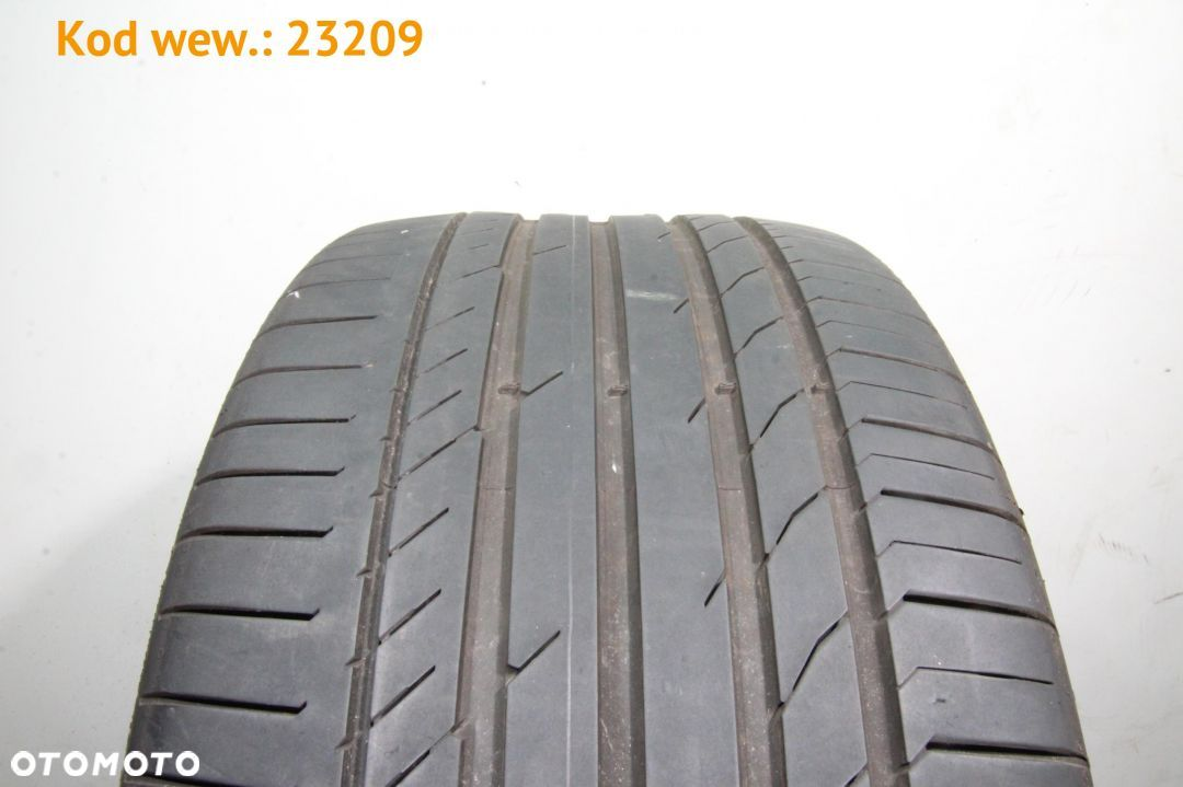 Continental ContiSportContact 5 - 295/40 R21 - 1