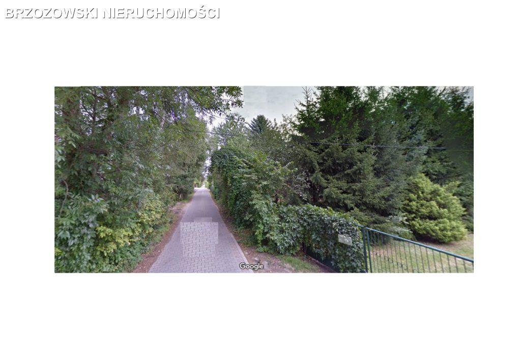 Ursynów, Dąbrówka, działka 1000 m2