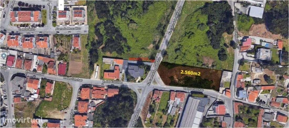 Terreno para comprar, Milheirós, Maia, Porto - Foto 4