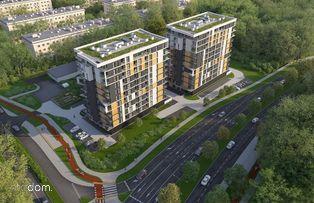 Nowe mieszkanie Słoneczne Tarasy Katowice B3.10