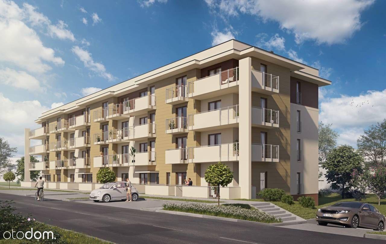 Przestronny nowy trzypokojowy apartament C/K1/1
