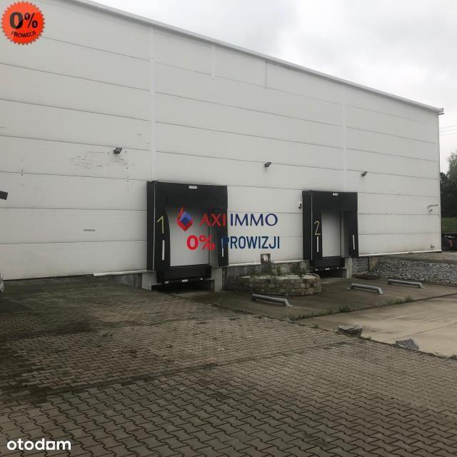 Hala / magazyn 4000 m2 Żory